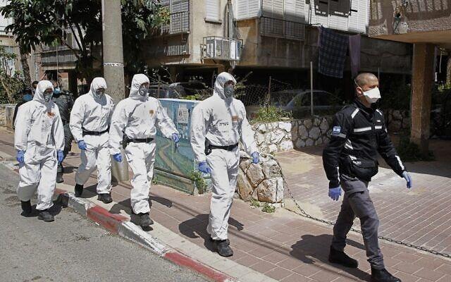 EL GOBIERNO ISRAELÍ DECLARA LA CIUDAD DE BNEI BRAK AFECTADA POR EL VIRUS COMO «ZONA RESTRINGIDA»