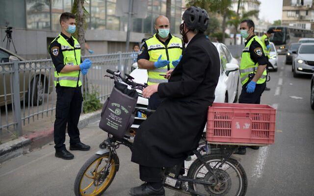 EL GOBIERNO ISRAELÍ CONSIDERA EL BLOQUEO DE LAS CIUDADES DE HAREDI MIENTRAS SE INTENSIFICA LA BATALLA CONTRA EL CORONAVIRUS